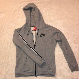 Nike Zip-Up Hoodie